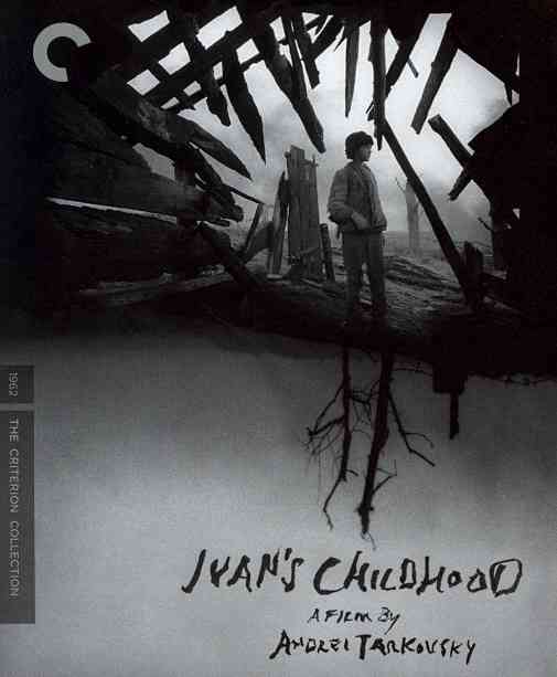 IVAN?S CHILDHOOD BY BURLYAEV,NIKOLAY (Blu-Ray)